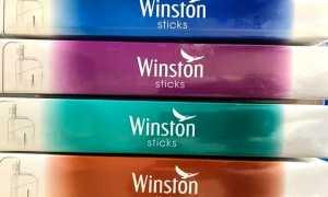 Вкусы стиков для ploom от Винстон
