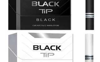 Black Tip армянские сигареты